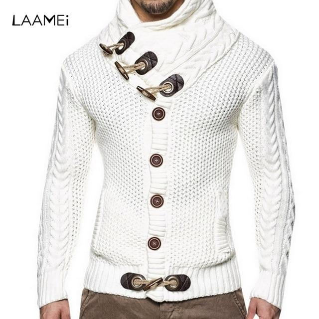 Laamei גולף גברים Streetwear סוודרים גברים סוודר גברים סוודר DressSweaters Sueter Hombre Homme Hiver סוודר