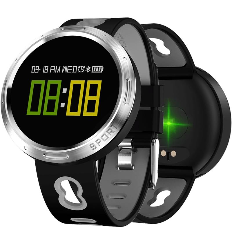 купить BANGWEI Men Women Smart Bracelet Watches Fitness Activity Tracker Continuous Heart Rate Monitor Wristband Watch Band 2018 New по цене 2583.23 рублей
