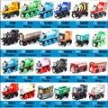 Magnético de madera Thomas Tren de Circo Donald Señora Gordon Amigos Camión Vehículos Ferroviarios Pista Diecast Juguetes para los niños