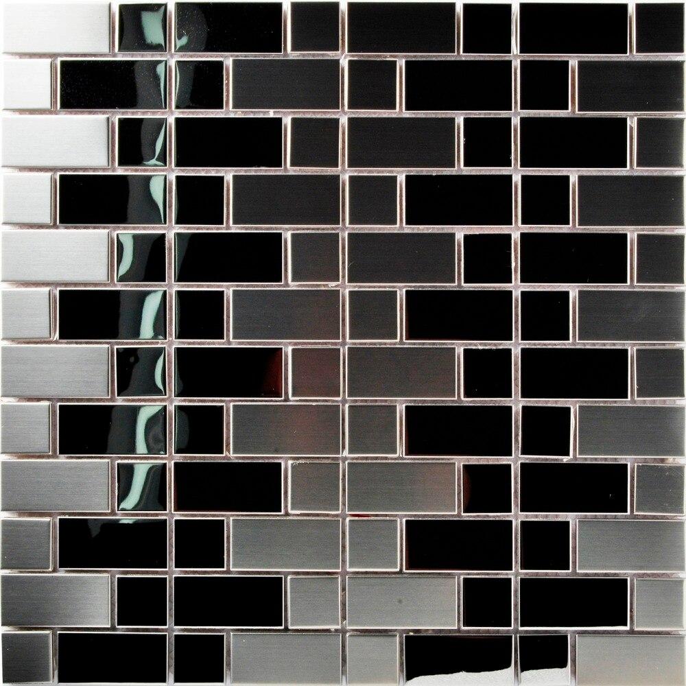 Online kopen wholesale staal keuken backsplash uit china staal ...