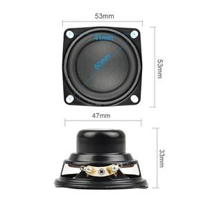 Image 3 - AIYIMA 2PC 2Inch Audio Speaker 53MM Full Range Speakers Bass 4 Ohm 10W Multimedia Audio Loudspeaker For DIY
