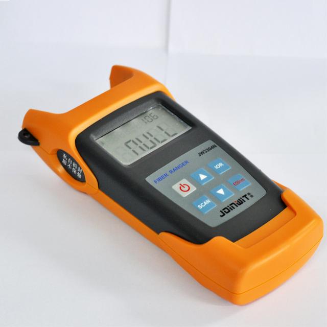 JW3304N Optical FIBER Rangers Mini Princípio OTDR Tester Medidor
