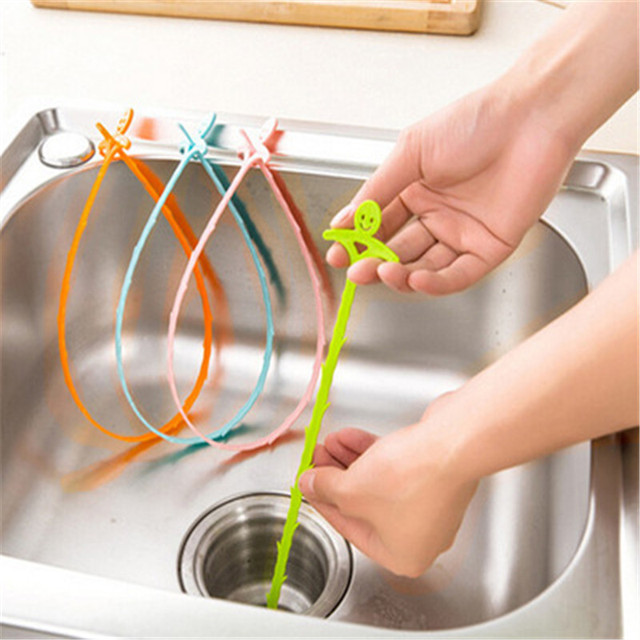 Aliexpress.com : Buy Cleaning Kitchen Sink Filter Sewer Drain Hair  Colanders Strainers Filter Bathroom Sink Drain Strainer Kitchen Sink Clean  Hook ...