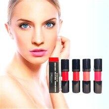 Hot-selling lollipop LIP GLAZE glass Lip Glaze moisturizing liquid lipstick lasting Gloss Red lips, sexy charm lip makeup hannaier 269 h01 pen style moisturizing lipstick lip gloss red