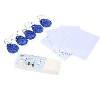 RFID Reader 125Khz Handheld Smart ID Card Reader Copier