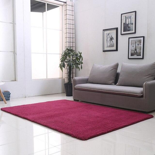 new highend fashion carpet fluffy rugs thickening simple antiskid shaggy area fluffy - Fluffy Rugs