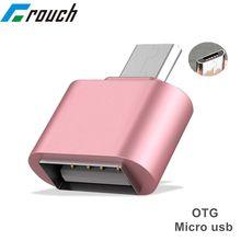 Mini Micro USB OTG Adapter 2.0 Converter for Samsung S5 S4 J
