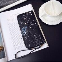 Space Wristlet Phone Purses