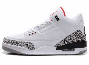 6a663e17863de 4 color Men Basketball Shoes JORDAN Basketball Shoes Jordan 3 Low help  JORDAN Sneakers