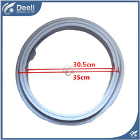 New Original For Washing Machine Door Seals WF8500NHW WF9508NHW WF9600NHW WF0600NHS Good Working