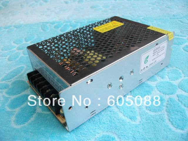 12v 200w AC/DC led switch power supply for led strip/bar light led display screen lighting AC220v input with overload protection