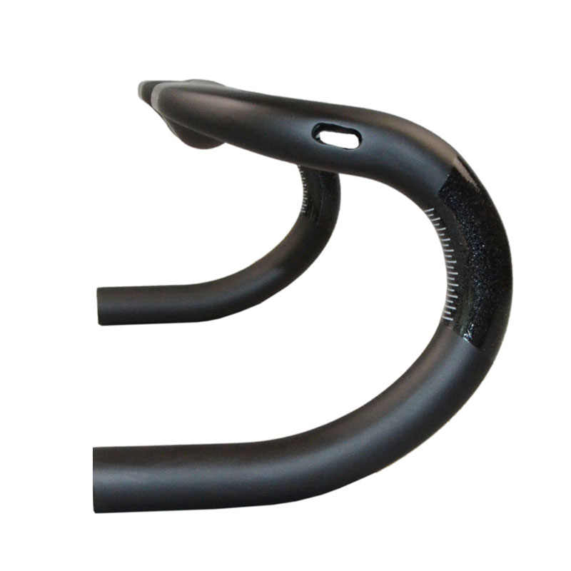 Manillar de carbono completo 400mm/420mm/440mm * 31,8mm MTB bicicleta de montaña manillar bicicleta accesorios