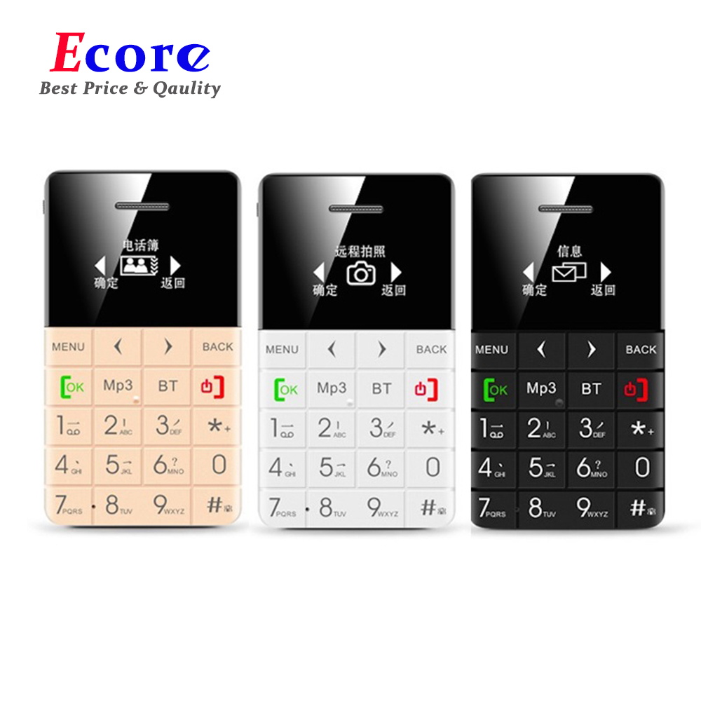 AEKU Q5 Qmart GSM New Mobile-Phone-5.5mm Hebrew Bluetooth Mini Ultra-Thin Russian 2G