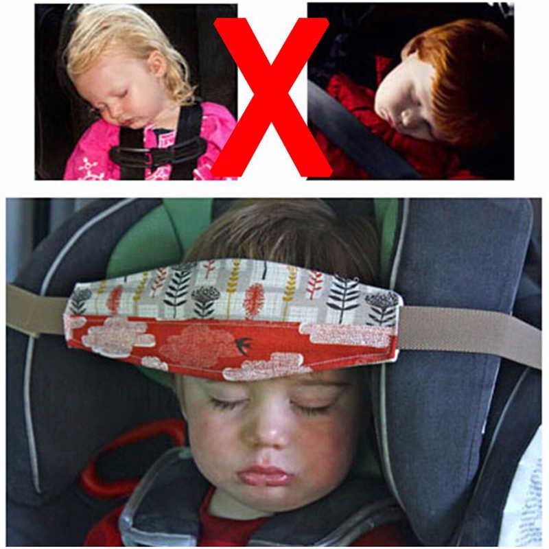Kids Car Seat Head Pillow Safety Sleep Positioner For Mazda 3 CX-5 Audi A4 B9 B7 B8 Volkswagen Polo VW Golf 7 4 6 5 Passat B5 B6