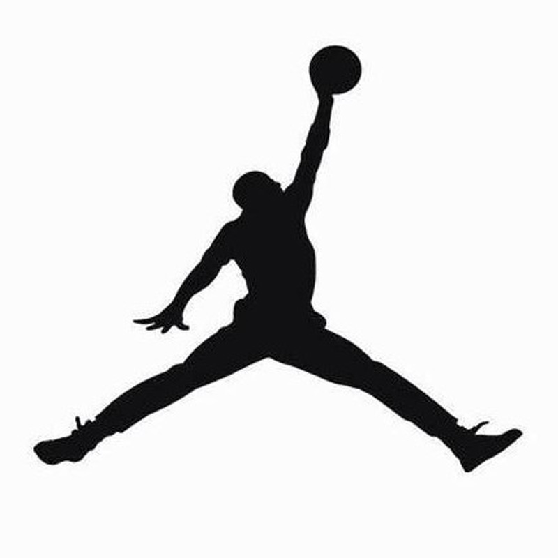1 Pcs Air Jordan Logo Decoration Stamp Diy Toy Self Inking Photosensitive Seal Without Handle Funny Planner Scrapbooking Stamps Labels, Indexes & Stamps