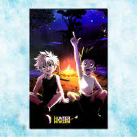 Hunter x Hunter Hot Anime Art Silk Poster Canvas Print 13x20 inch-007