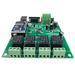 Image 4 - 4CH TCP IP relais Module commutateur Kit domotique intelligente contrôleur Domotica Casa Hogar Inteligente système télécommande IOT