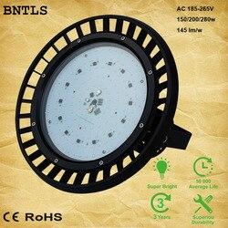 Iluminación Industrial LED campana montaje alto iluminación, 120w LED campana montaje alto y baja Bahía iluminación