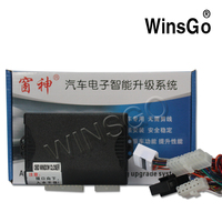 Free Shipping+ WINSGO AUTO Car Power Window Closer Closing & Opening Kit For Kia KX5 / Sportage 2017 2019 With Auto Switch