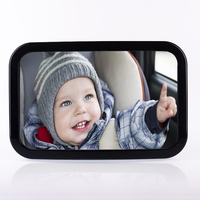 Baby Safety Seat Baby Rearview Mirror Car Baby Child Car Rear View Mirror After The Auxiliary