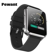Original pewant smart watch bluetooth ios android wear salud smartwatch para apple watch reloj del ritmo cardíaco del deporte reloj teléfono