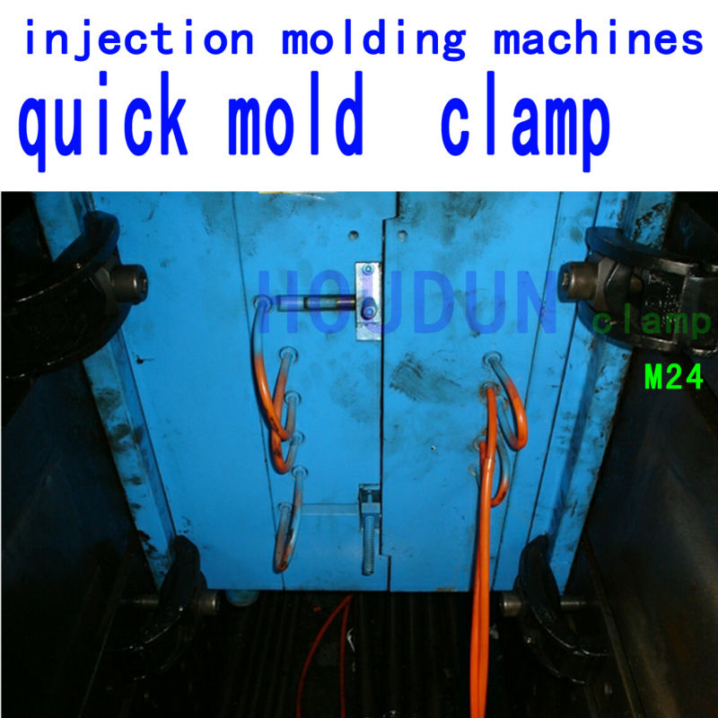 injection molding machines mold clamp/quick die change