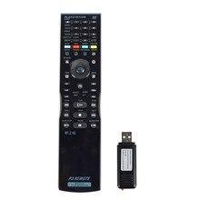 جهاز تحكم عن بعد مناسب لتلفزيون سوني PS3 و PS3 سليم بلاي ستيشن 3 BD RF بعيد غير أصلي