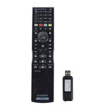 remote control suitable for sony TV PS3 and PS3 slim PLAYSTATION 3 BD RF remote not original