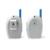 Hot bebek telsizi bolso fetal doppler 2.4 GHz 2 vias falar Portátil Alarme de Bateria Fraca bebek kamera digital bebek telsizleri babá