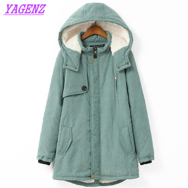 Plus size XL-4XL Fat sister Winter Warm Down cotton Jacket Women Loose Long Cotton Outerwear Young Women Hooded Overcoat Hot 368 2015 new hot winter thicken warm woman down jacket coat parkas outerwear hooded splice mid long plus size 3xxxl luxury cold