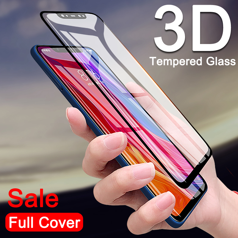 Protective-Glass Screen-Protector Xiaomi Mi 5s-Plus 8-Lite Note 3 6X For 8-lite/Se/Mi/..