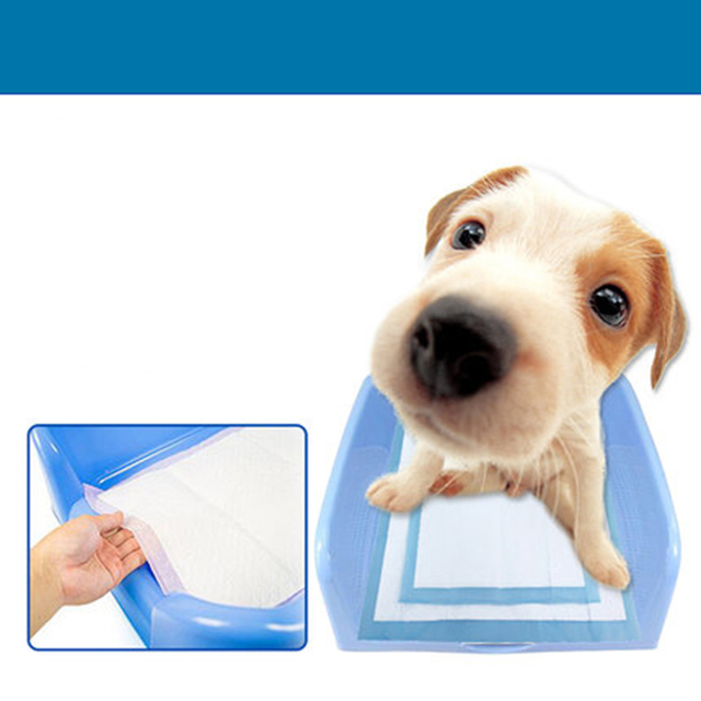 Puppy Toilet Beg Dogs Grooming Urine Cleaning Plastic Dog Houses Pet Clean Product Poep zakjes Hond Pets Supplies 90Z1855 3