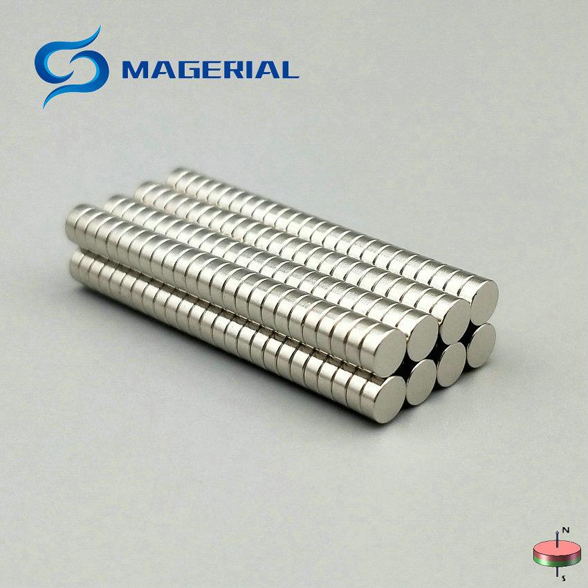 25 X Maximum Strength 5mm by 10mm Neodymium N48 Cylinder Magnets Super Value!