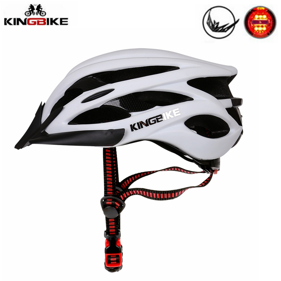 KINGBIKE Cycling Helmet Bicycle Helmet MTB Road Women Men Integrally-molded Ultralight Light Bicycle Helmets capacete ciclismo
