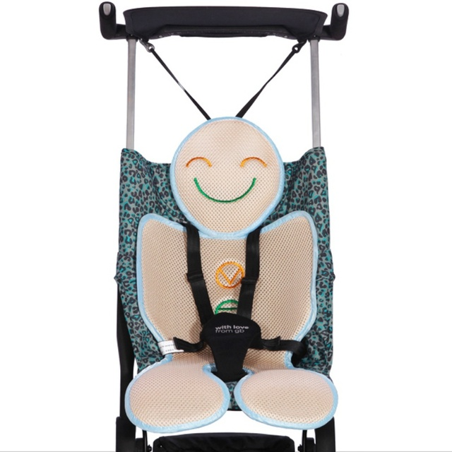 Universal Baby Kid Child Stroller Car Seat Liner Pad Cover Head Rest Cushion Mat Accessories