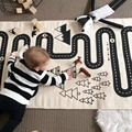 Игровой коврик для детей  игровой коврик  развивающие спортивные ползающие коврики  одеяло  детские коврики 70*175 см