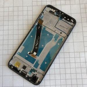Image 5 - フル Lcd ディスプレイ + タッチスクリーンデジタイザのためのフレームと Huawei 社の名誉 9 Lite/名誉 9 青年版 LLD L31