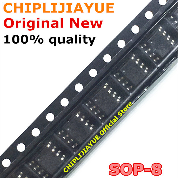 10PCS <font><b>24C128</b></font> AT24C128 AT24C128N AT24C128-10SU-2.7 SOP8 new and original IC Chipset image