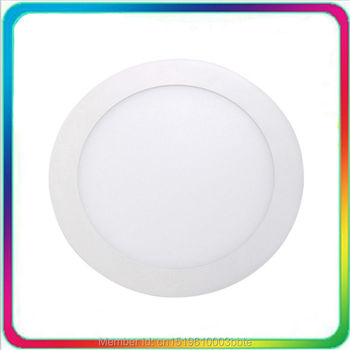 3 Years Warranty Epistar Chip 12W LED Downlight Circular Round LED Panel Down Lights Recessed Ceiling Spotlight Bulb