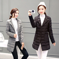 TX1263  Cheap wholesale 2017 new Autumn Winter Hot selling women's fashion casual   warm jacket female bisic coats