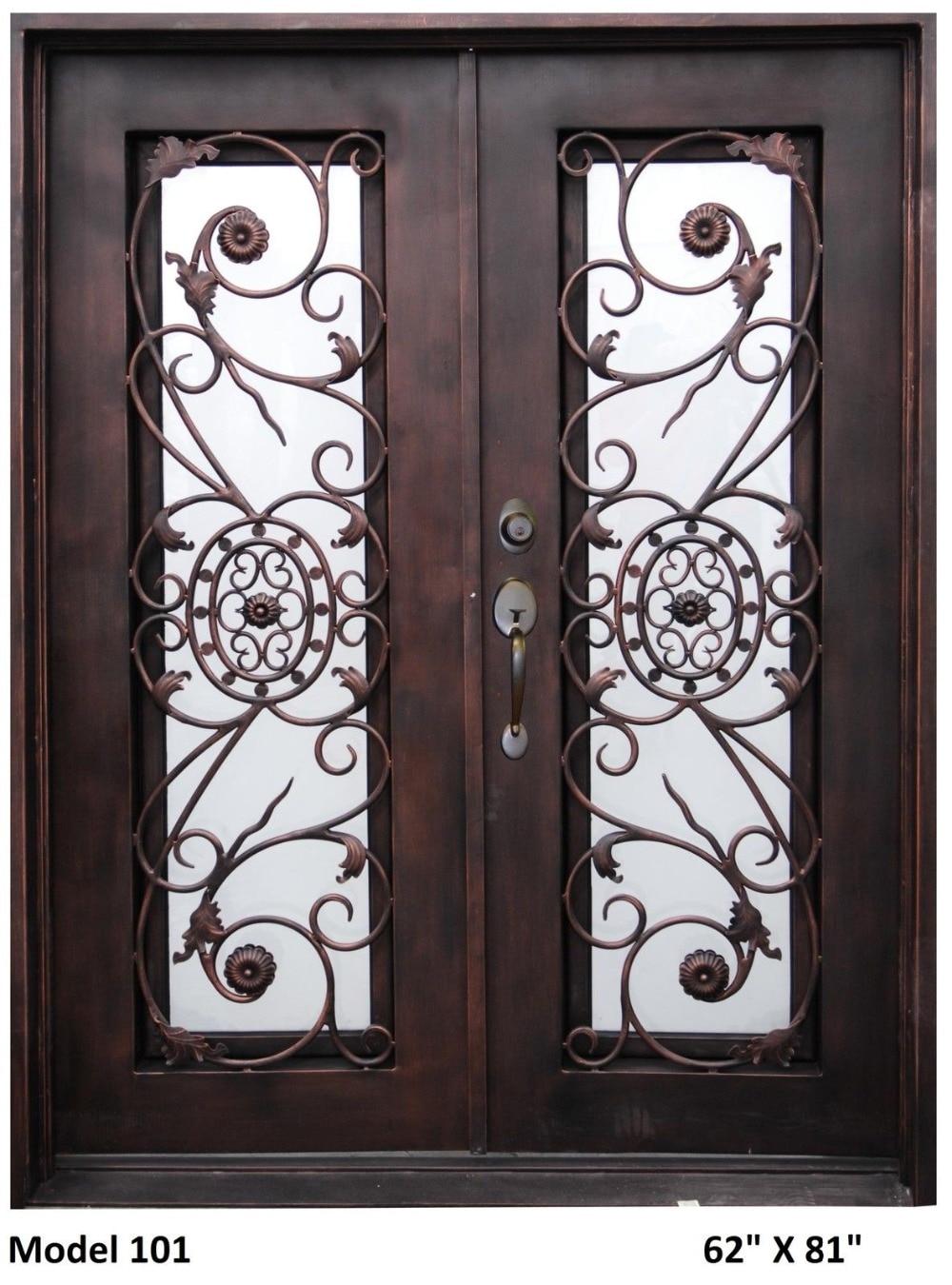 Hench 100% Steel Iron Doors  Model Hc-id109