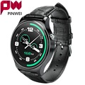 PINWEI Smartwatch Bluetooth Smart Watch GW01 IPS Round Screen Life Waterproof Sports Wristband Watch For apple Android IOS Phone