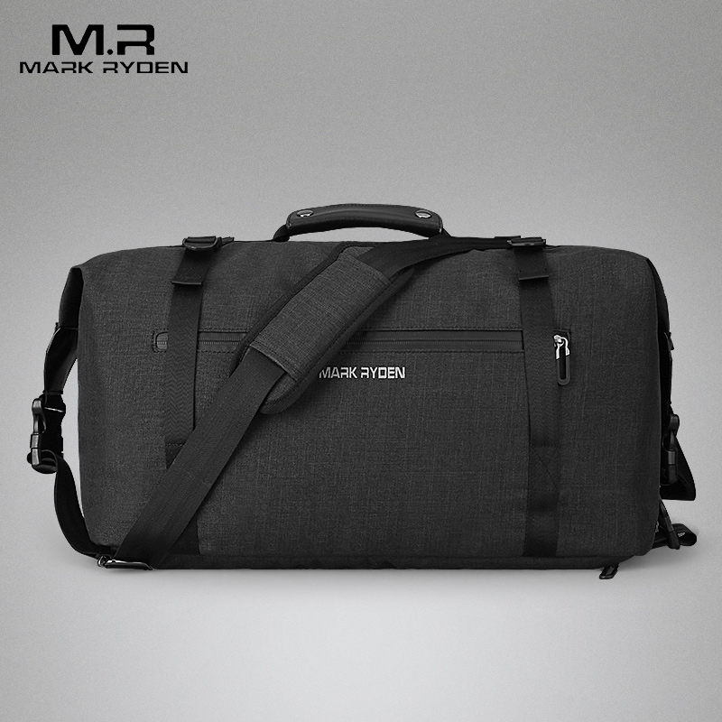 MARK RYDEN New Travel Luggage Bags High Capacity Bag Water Resistant Men Bag for Trip Two