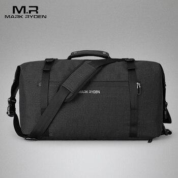 Мужская дорожная сумка MARK RYDEN, большая вместительная водостойкая сумка для путешествий, два цвета в наличии, 2019