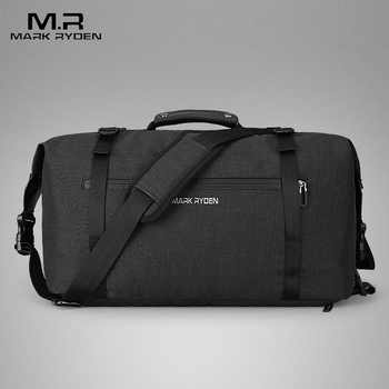 MARK RYDEN New Travel Luggage Bags High Capacity Bag Water Resistant Men Bag for Trip Two Colors Available Big Space Bag Travel - DISCOUNT ITEM  45% OFF All Category