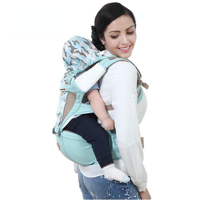 Nouveau multi-fonction doux confortable respirant porte-bébé fronde hipseat enfant en bas âge sac à dos enfants sacs à dos garçons filles fronde
