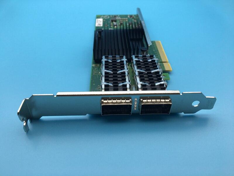 40G Scheda di Rete Ethernet QSFP XL710-QDA2 Dual Port Adattatore di Rete 40-Gigabit Scheda Server NIC