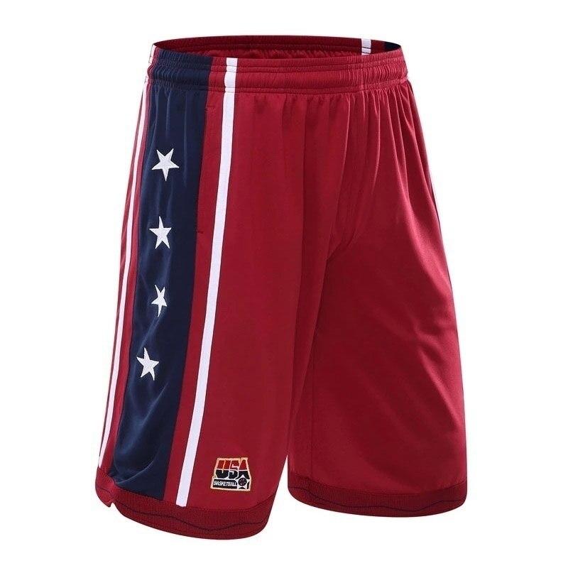 2019 nouveau Short de basket-ball hommes course Shorts été plage court de sport pour hommes Taille 3 couleurs Plus