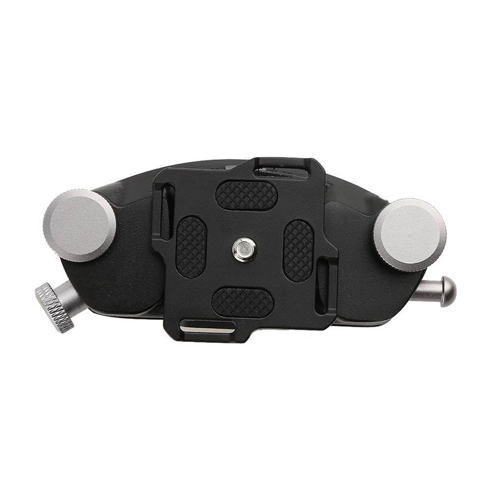 Camera Waist Belt Strap Quick Release Mount Buckle Hanger Clip Adapter For GoPro Camera dedo ma 11 zinc alloy capo clip on quick release capo for guitar silver