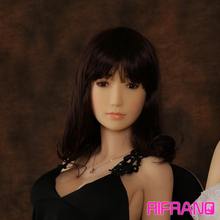 Rifrano 158cm japan sex dolls Lifelike real silicone sex doll for man with artificial vagina love doll for anal sex